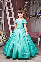 Праздничное платье для девочки 5-6 лет