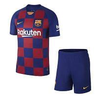 Футбольная форма Барселона , основная, сезон 2019/20