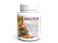 Фрутс-21, Aur-ora, сублимат из 21 фрукта, 60 таблеток