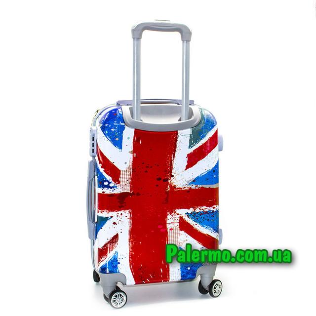 пластиковый дорожный чемодан GB