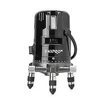 Лазерный уровень Dnipro-M ML-230 / 3 луча / 2 класс, фото 3