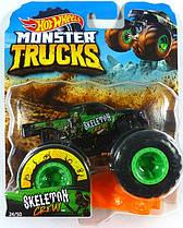 Машинка Hot Wheels Monster Jam 1:64  Skeleton Crew