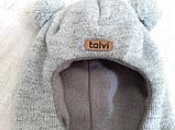 Шапка-шлем Зайчик ТМ Talvi, фото 6