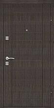Дверь входная Омис Домино ТМ Riccardi 2050х860 мм венге