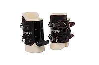 Гравітаційні (інверсійні) черевики NEW AGE Comfort OS-0360, до 130 кг (чорний), фото 1