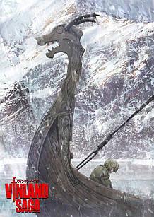 Плакат Аниме Vinland saga 03