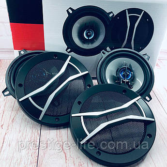 Авто акустика TS-1325 (5'', 3-х полос., 600W), автомобильные колонки