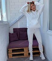 Женский худи на флисе, фото 1