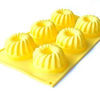 Силиконовая форма для выпечки в духовке (Пудинг)