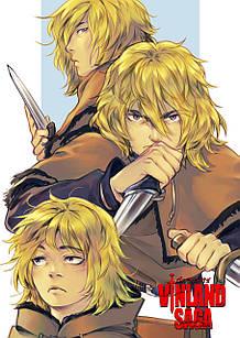Плакат Аниме Vinland saga 05