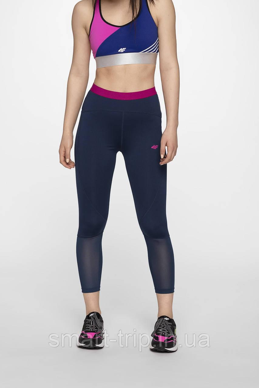 Лосины женские 4F Fitness S 1=2 W (H4L19-SPDF002-30S)