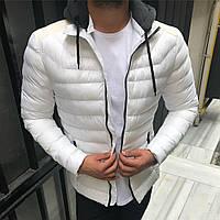 Мужская куртка белая cm2, фото 1