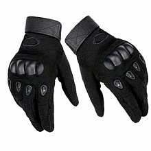 Рукавиці тактичні Oakley (р. L), чорні