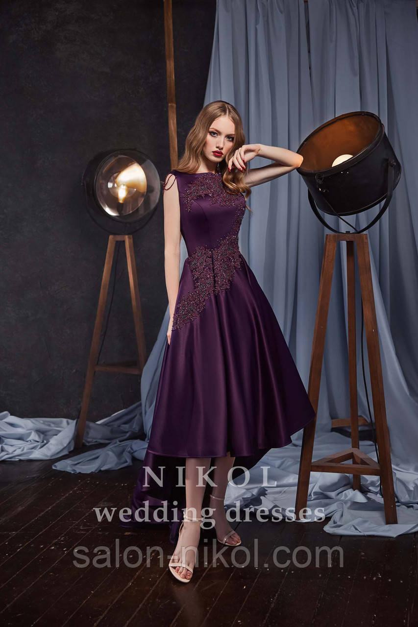 Вечернее, выпускное платье № V403