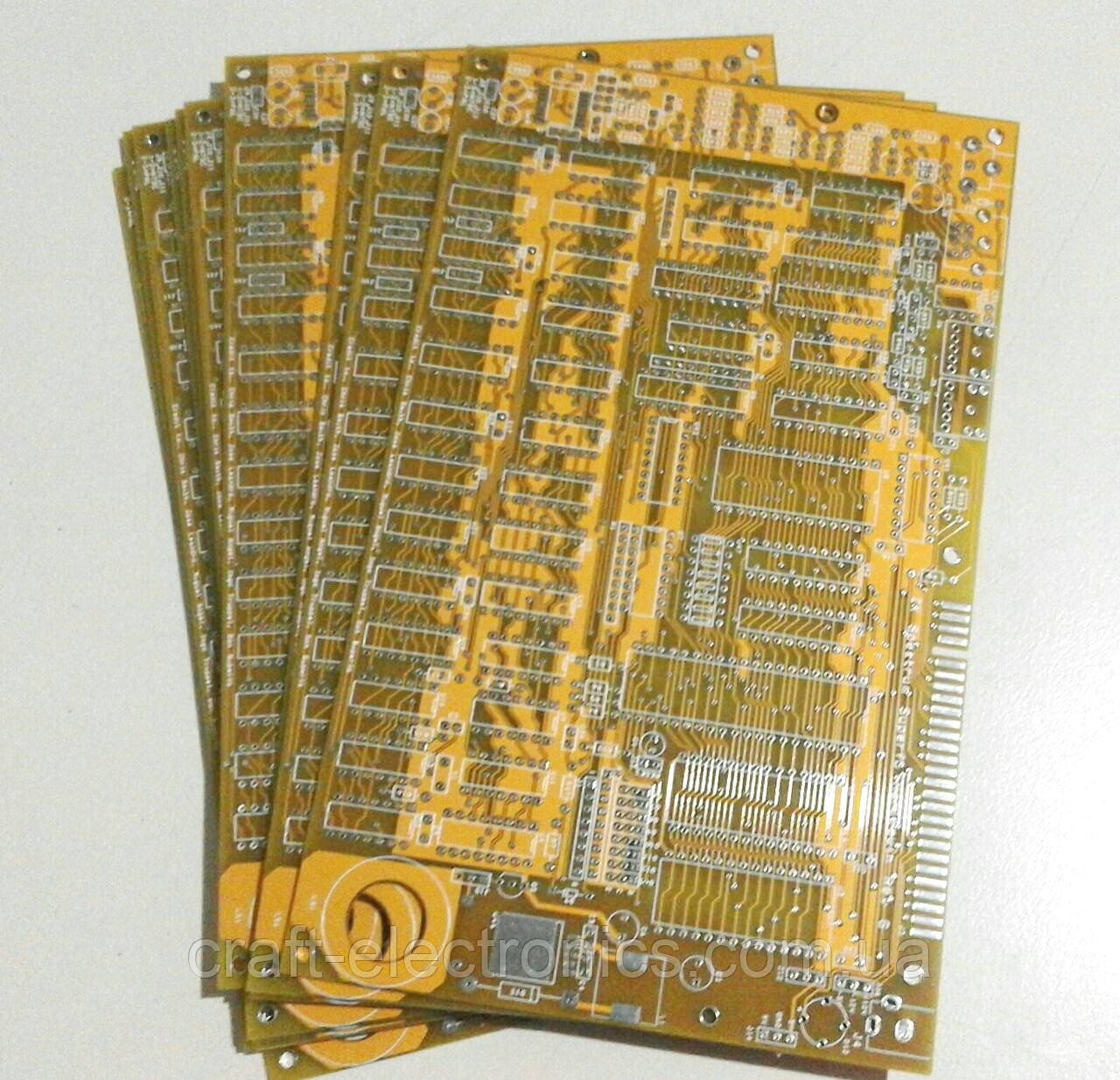ZX Spectrum печатная плата для сборки