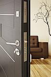 Дверь входная Омис Домино ТМ Riccardi 2050х960 мм венге, фото 2