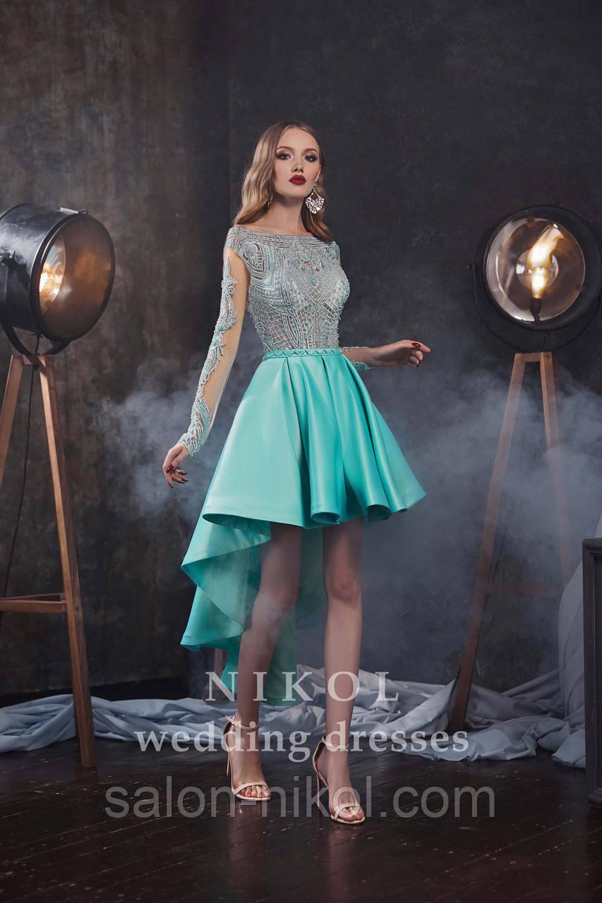 Вечернее, выпускное платье № V405