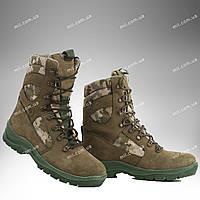 Берцы демисезонные / военная, тактическая обувь GROZA ММ14 (оливковый), фото 1