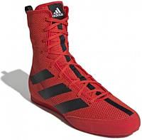 Обувь для бокса Боксерки Adidas BoxHog 3, красный, фото 1