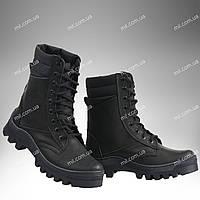 Берцы демисезонные / военная, рабочая обувь TOR2 (черный)