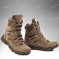 Берцы демисезонные / военная, тактическая обувь ЦЕНТУРИОН IV (койот)