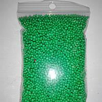Посыпка кондитерская темно- зеленая