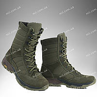 Берцы демисезонные / военная, тактическая обувь АЛЛИГАТОР (оливковый)