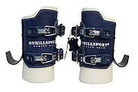 Гравітаційні (інверсійні) черевики NEW AGE Comfort OS-0360, до 130 кг (синій)