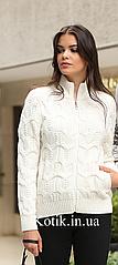 Кофта женская Pulltonic Белая
