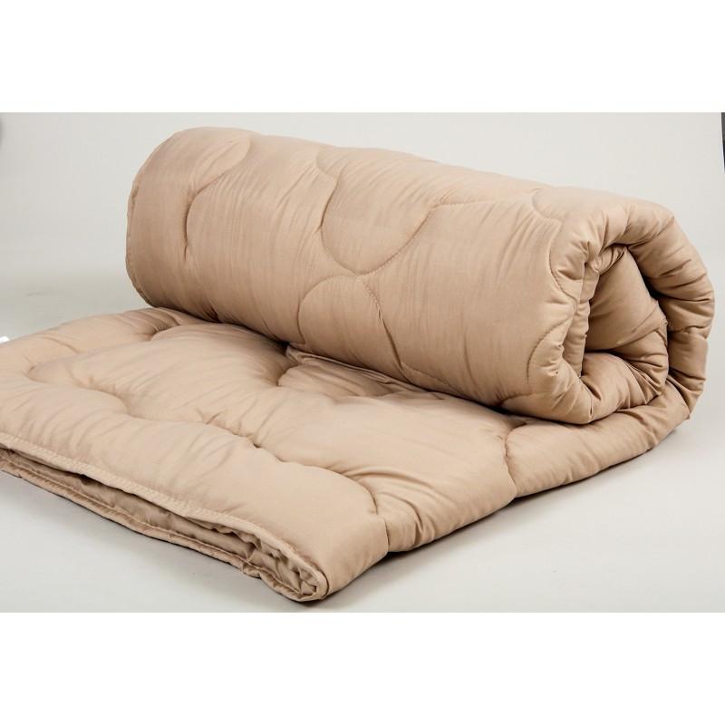 Одеяло Lotus - Comfort Wool 140*205 кофе полуторное