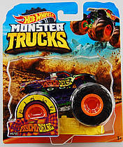 Машинка Hot Wheels Monster Jam 1:64  Psycho-Delic