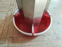 Бункерна годівниця для кроликів на 5 літрів корми
