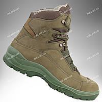 Тактические ботинки / армейская демисезонная военная обувь GROM (олива)