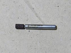 Абразивная шлифовальная головка цилиндрическая Ø6х10х6 P25 СТ1 14А\34А