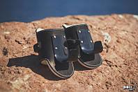 Гравітаційні (інверсійні) черевики JUNIOR OS-0307, до 90 кг (чорний)