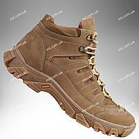 Полуботинки военные демисезонные / армейская, тактическая обувь VERSUS Pro (койот)