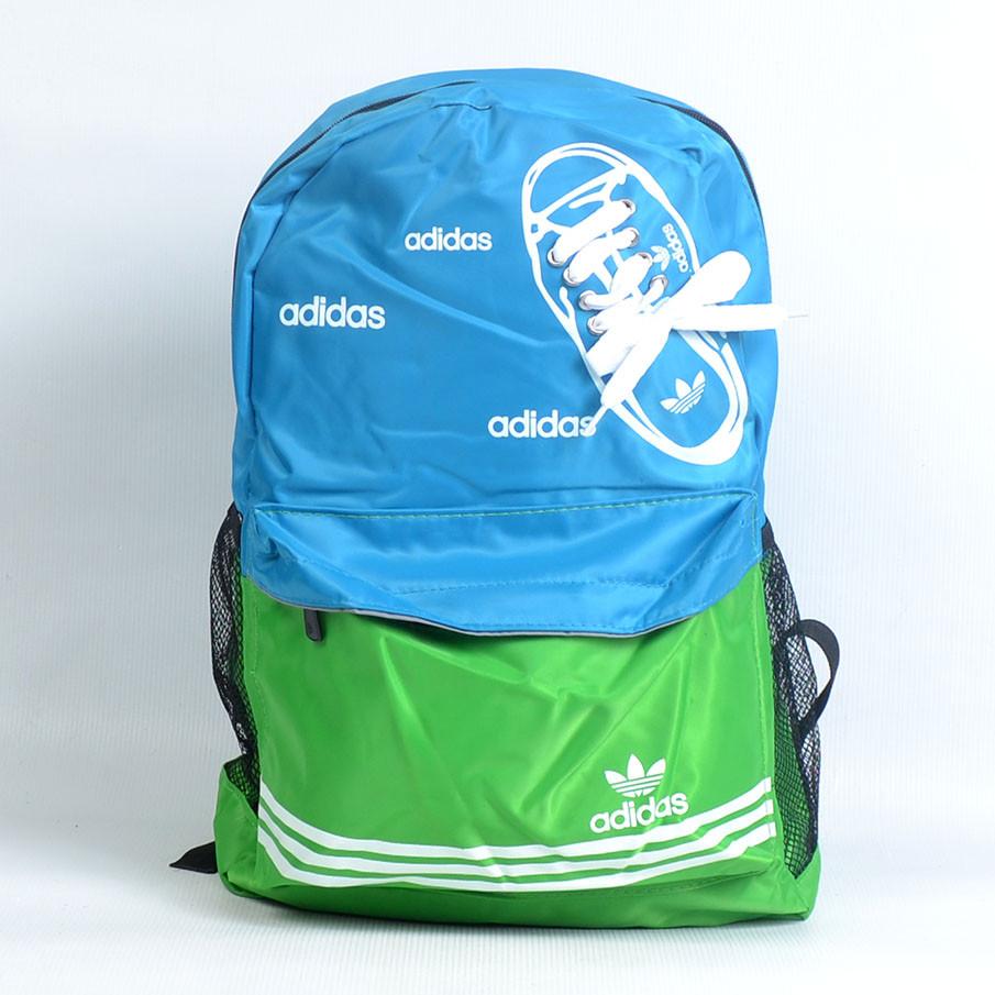 f732c6055f4c Яркий молодежный рюкзак со шнуровкой, Adidas (разные расцветки) -  ИЗИДАмаркет в Хмельницком