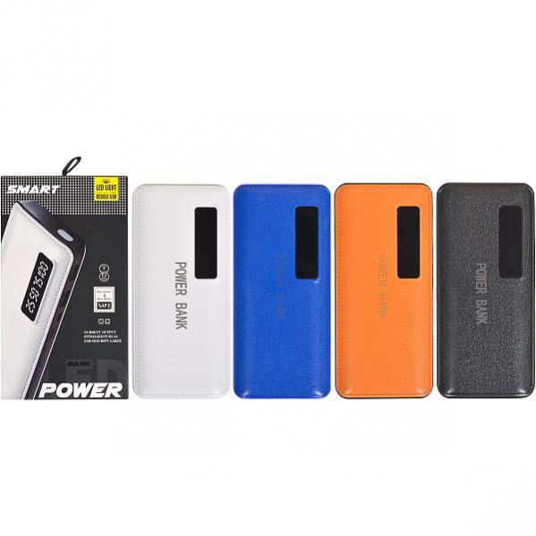 Портативное зарядное устройство 2 USB Power