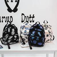 Рюкзак с ананасами