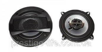 Авто акустика TS-1395 (5'', 4-х полос., 500W), автомобильные колонки