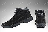 Военные ботинки демисезонные / армейская, тактическая обувь ТИТАН Gen.II (black), фото 3