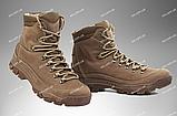 Армейские ботинки демисезонные / военная, тактическая обувь АНТЕЙ (black), фото 5