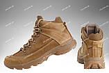 Военные ботинки демисезонные / армейская, тактическая обувь ТИТАН Gen.II (coyote), фото 4