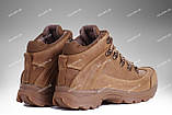 Военные ботинки демисезонные / армейская, тактическая обувь ТИТАН Gen.II (coyote), фото 5