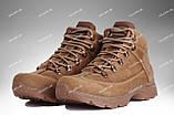 Военные ботинки демисезонные / армейская, тактическая обувь ТИТАН Gen.II (coyote), фото 7