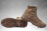 Армейские ботинки демисезонные / военная, тактическая обувь АНТЕЙ (coyote), фото 3