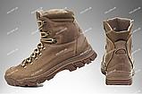 Армейские ботинки демисезонные / военная, тактическая обувь АНТЕЙ (coyote), фото 4
