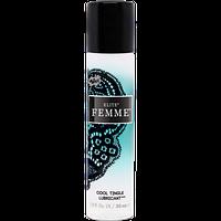 Лубрикант з охолоджуючим ефектом Cool Water Wet Elite Femme 30 мл