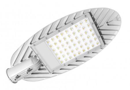 Уличный LED светильник VIDEX 50W 5000К 4500lm IP65 серый