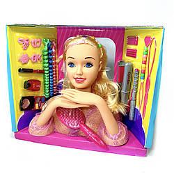 Манекен для причёсок и макияжа Кукла defa 8415